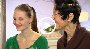 Bild ur TV-programmet