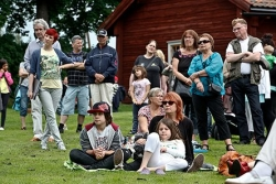 Dan Anderssonveckan 2019 - NordVisas festivallista @ Olika scener i Ludvikabygden | Sverige