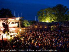 Visfestivalen Västervik 2018 @ Stegeholms slottsruin | Västervik | Kalmar län | Sverige