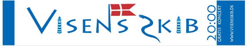 INSTÄLLD - Visens skib 2020 @ Starter i Ebeltoft - ny havn hver dag | Ebeltoft | Region Mittjylland | Danmark