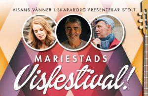 Mariestads visfestival 2018 @ Mariestads teater | Västra Götalands län | Sverige
