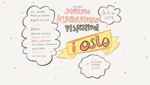 Sveriges största feministiska visfestival i OSLO @ salt art & music