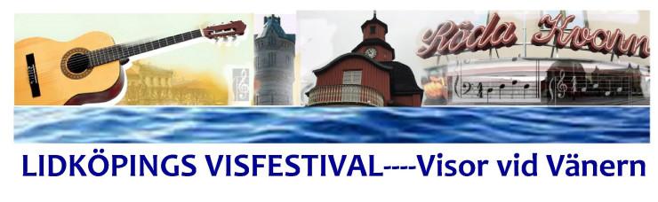 Logo Lidköpings visfestival
