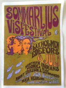 Sommarljus visfestival 2019 @ Laxholmen