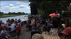 Tappströms visfestival 2019 @ Café Sjöboden